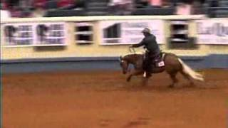 2007 Nrha Futurity Championship Run ( Wimpys Little Chic)
