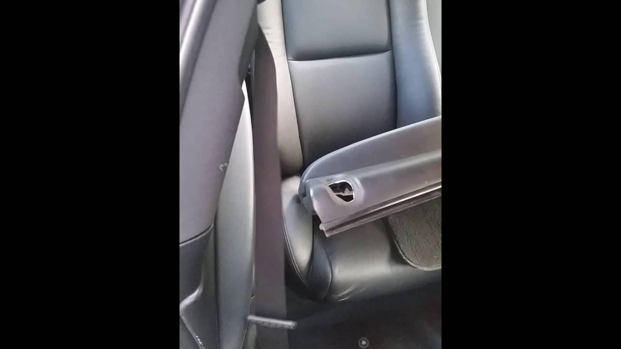 2005 gto pass seat belt