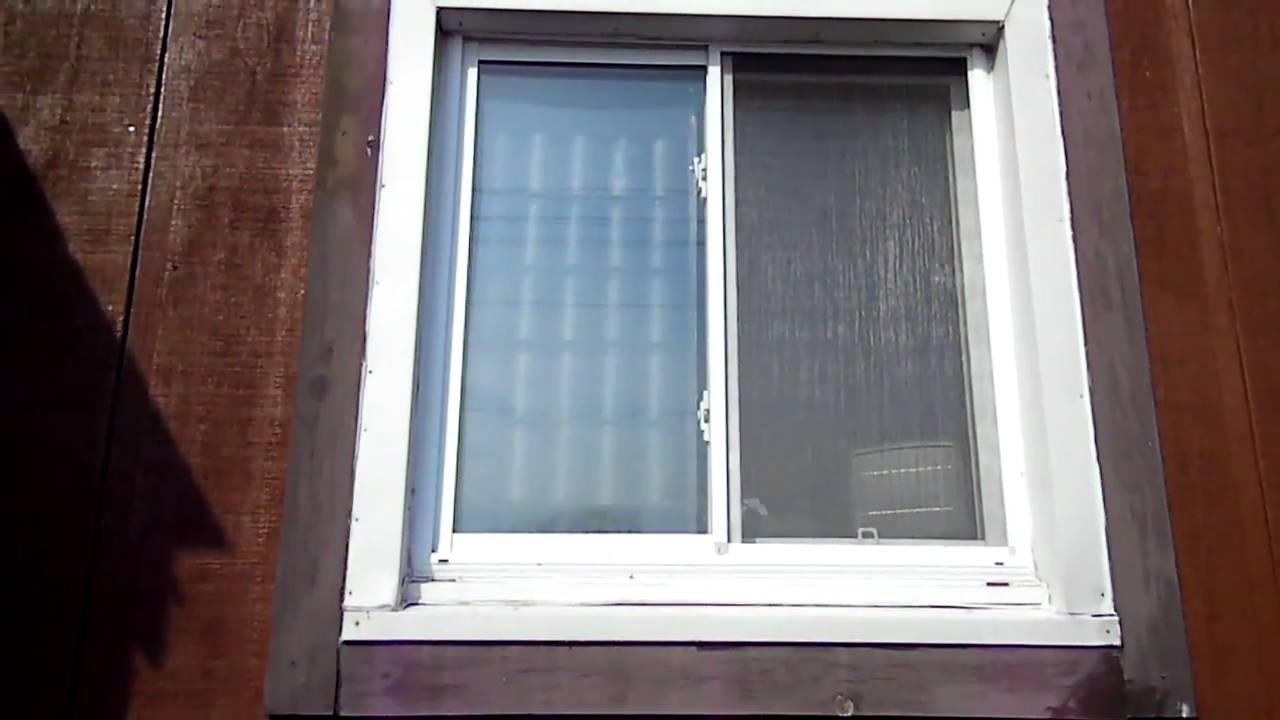 Window solar heater youtube for Window heater