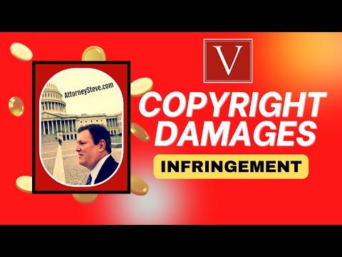 Copyright infringement damages