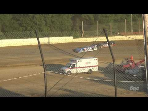 Moler Raceway Park | 7.1.16 | Phantom Fireworks Night | Late Models | Heat 1