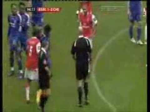 Final Carling Cup [Chelsea - Arsenal]