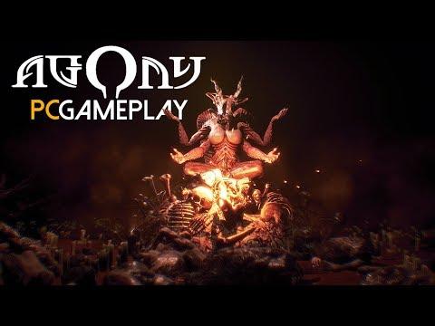 Agony Gameplay (PC HD)
