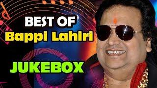 Golden Collection Of Bappi Da | Super Hit Bappi Lahiri Song | Video Jukebox