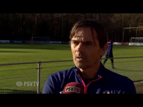 Cocu: eerst komt Vitesse, dan pas CSKA Moskou