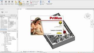 ArchVISION RP 19 - Novità - Configurazione dei decimali nei computi generati