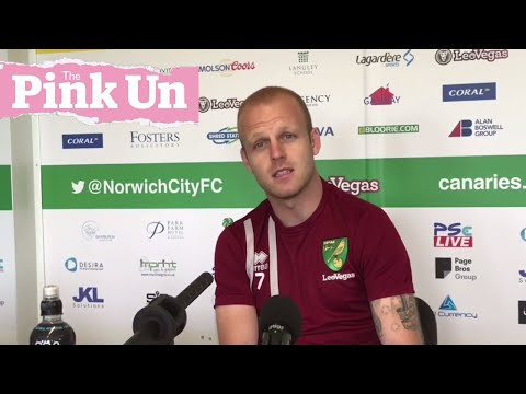 Steven Naismith on his Norwich City drive, Nelson Oliveira & the future