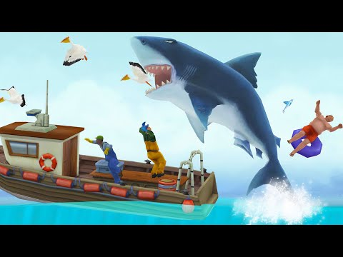 Hungry Shark Evolution: MEGALODON #2