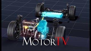 видео Toyota Hybrid System-Mild. «Мягкий гибрид»