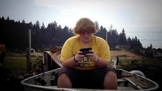 1,000 Video View Special: Random Short - Pumkin Smashing