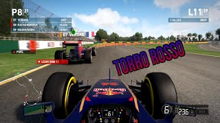 F1 2014 Career Mode #2 (Toro Rosso) Malformed Malaysia