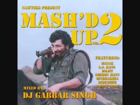 DJ Gabbar Singh - Mash'd Up Vol 2 - Das Ja