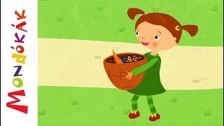 Sárgarépa, köménymag | Gyerekdalok és mondókák, rajzfilm gyerekeknek