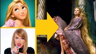 3 Real-Life Versionen von ANIMIERTEN Filmen/Serien   Jay & Arya