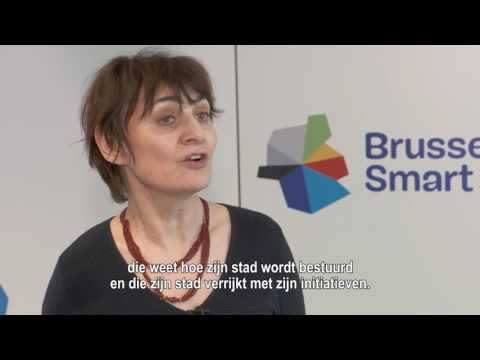 Brussels Smart City for Education - Sophie Pène