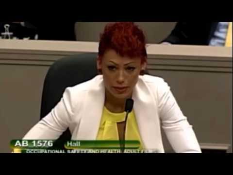Porn performer tells California Legislature about HIV exposure