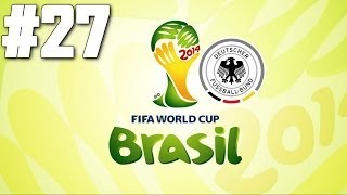 FIFA Road to World Cup Brasil w/ Germany - Episode 27 vs Malta