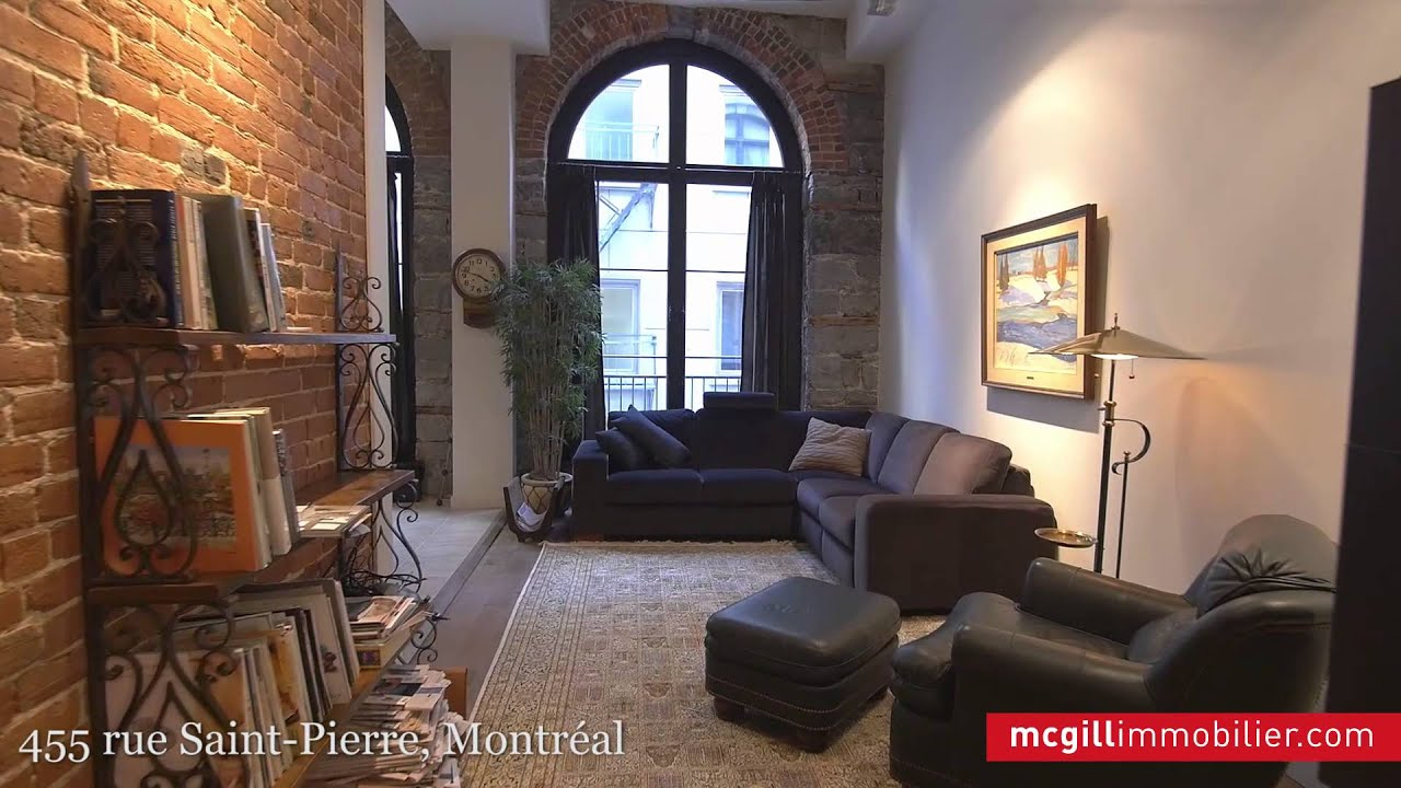 caverhill condo vendre vieux montr al mcgill immobilier condo for sale old montreal. Black Bedroom Furniture Sets. Home Design Ideas