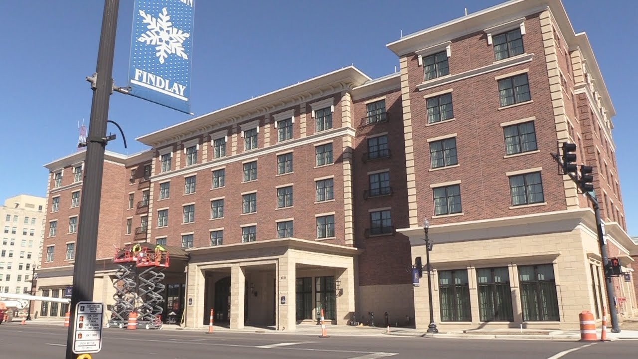 VIDEO: Hancock Hotel readies for public opening | The Courier