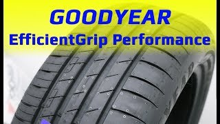 Goodyear EfficientGrip Performance /// Обзор