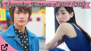 Upcoming Japanese Dramas of 2017 (#02)