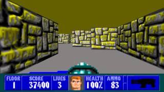 Wolfenstein 3D - Episode 2, Floor 1