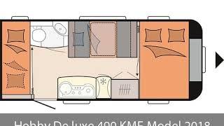 Hobby De luxe 490 KMF Model 2018