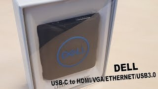 Dell USB-C Adapter DA200 - Unboxed! (4K)