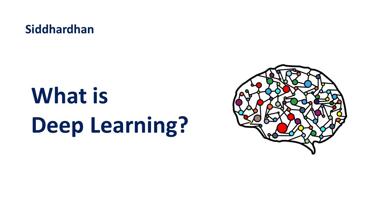 What is Deep Learning | Deep Learning Tutorial | Deep Learning Simplified