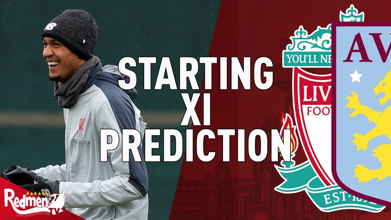 Liverpool vs. Aston Villa Live Stream, Premier League Lineups, TV ...
