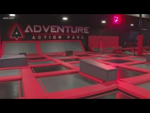 Adventure Action Park Opens Today