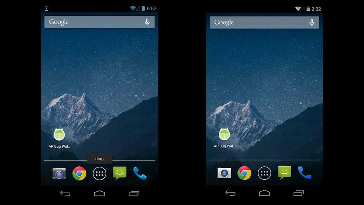 Bug Watch] Stopping Apps On Android 4 4 2 Can Silently Kill