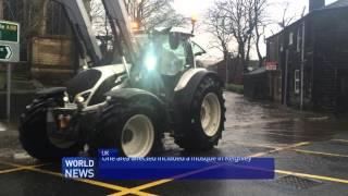 UK Ahmadiyya Flood Response 27 Dec 2015