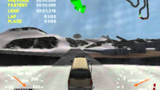 4x4 Evolution (PS2 Gameplay)