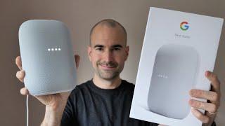 Google Nest Audio | Setup & Review | Best smart speaker for music?
