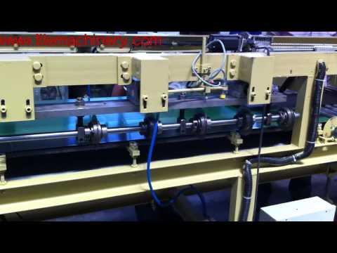 Silicon carbide board extrusion video