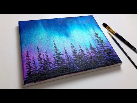 cool paintings for beginners