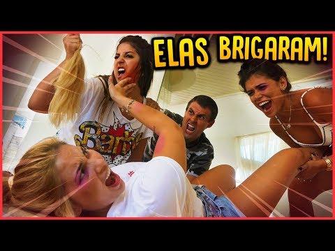 ELAS BRIGARAM DE TAPA FEIO!! - TROLLANDO REZENDE [ REZENDE EVIL ]