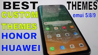 Best Themes for Honor 8X | Honor Play And All Other Huawei Or Honor Phones | Best Themes Download