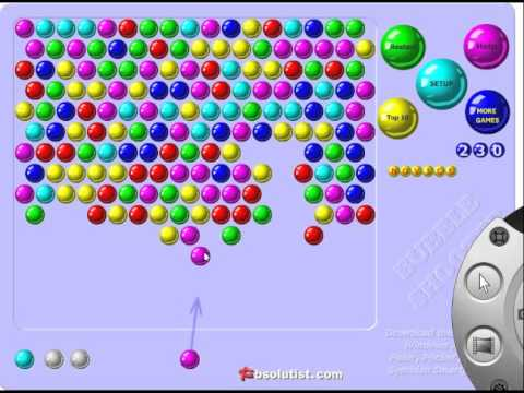 jogo bubble shooter jogos online gr tis youtube. Black Bedroom Furniture Sets. Home Design Ideas