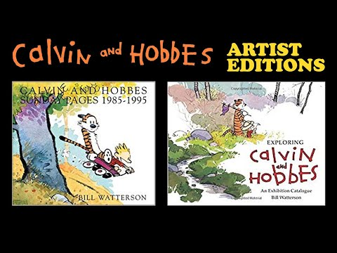 Calvin and Hobbes comic dub sound project: The Bedtime Machine from YouTube · Duration:  29 seconds