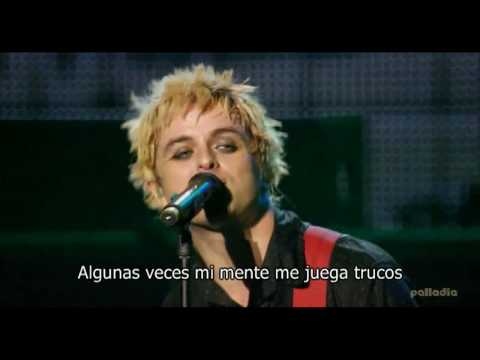 Green Day - Basket Case - Live - Subtitulado - Español