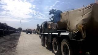 BM21 khmer Army BHQ