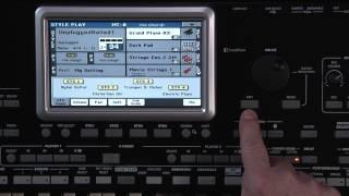 Корг Pa3X Ле відео-керівництво - Частина 1: Вступ і обладнанням