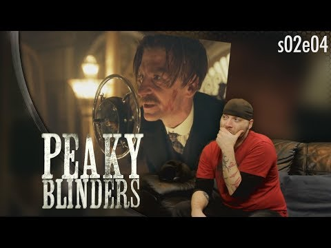 Peaky Blinders: s02e04 REACTION