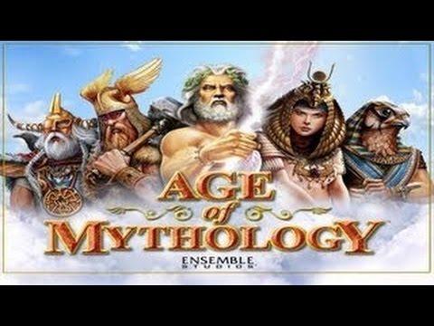 Age of Mythology Titans - Kronos - Rest in Peace Venus (3vs3 Online)