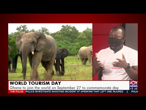 World Tourism Day: Ghana to join the world on September 27 to commemorate day (21-9-21)