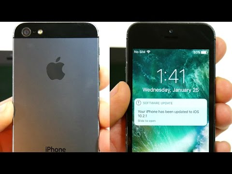 iPhone 5 iOS 10.2.1 Review: Should you update?