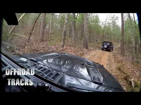 Offroad Tracks TN Tellico Plains Part 1