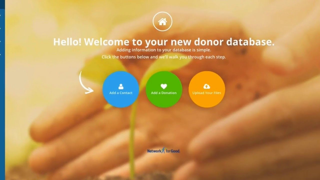 Easy-to-Use Donor Management Software - YouTube